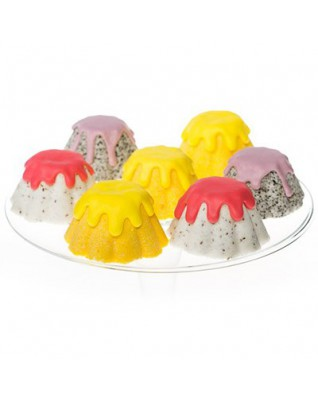 SWEET BATH Cytrusowe Orzeźwienie - pudding kąpielowy