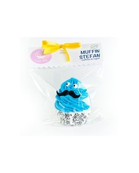 SWEET BATH MUFFIN STEFAN - muffinka do kąpieli 2w1