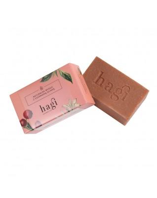 HAGI Naturalne mydło z czerwoną glinka