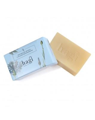 HAGI Naturalne mydło z olejem ze słodkich migdałów