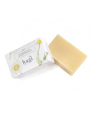 HAGI Naturalne mydło z olejem z wiesiołka dla skóry bardzo wrażliwej, atopowej i alergicznej