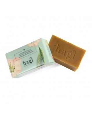 HAGI Naturalne mydło z olejem konopnym i gałka muszkatołową