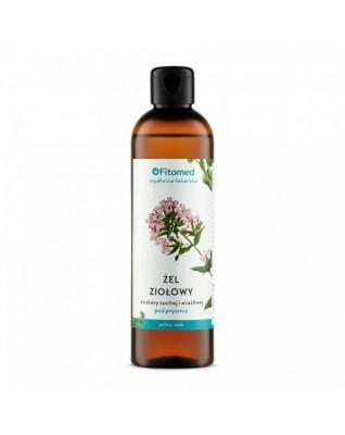 Żel ziołowy pod prysznic dla skóry suchej i wrażliwej FITOMED