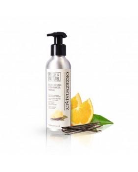 Orzeźwiający olejek do ciała z pomarańczą i wanilią Fresh&Natural
