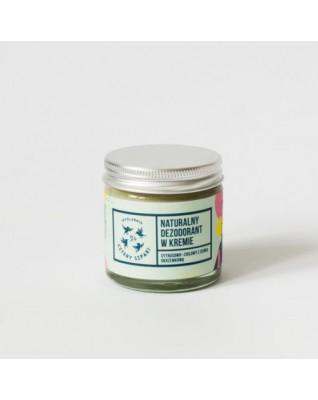 Naturalny dezodorant cytrusowo-ziołowy Cztery Szpaki