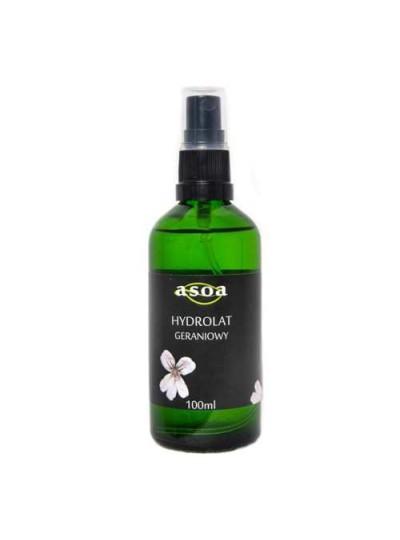 Hydrolat geraniowy ASOA