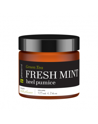 FRESH MINT heel pumice - pumeks do stóp PHENOME