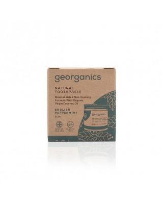 Naturalna, mineralna pasta do zębów ANGIELSKA MIĘTA 60ml, GEORGANICS