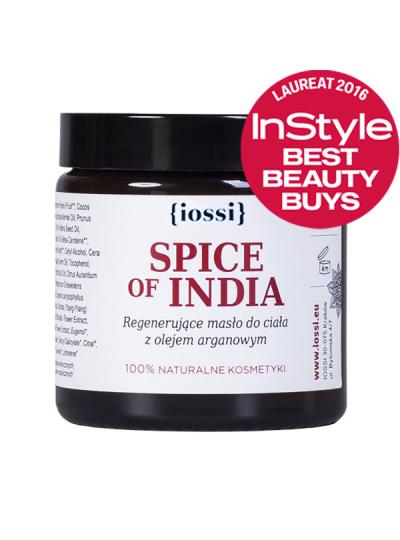 SPICE OF INDIA regenerujące masło do ciała IOSSI