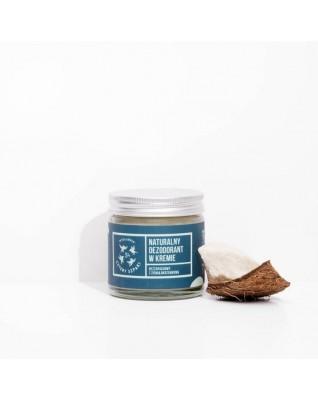 Naturalny, bezzapachowy dezodorant Cztery Szpaki