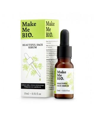 BEAUTIFUL FACE SERUM - serum do cery trądzikowej i z niedoskonałościami Make Me Bio