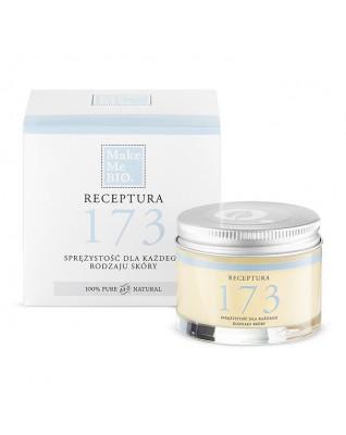 Receptura 173 - SPRĘŻYSTOŚĆ dla każdego rodzaju skóry Make Me Bio
