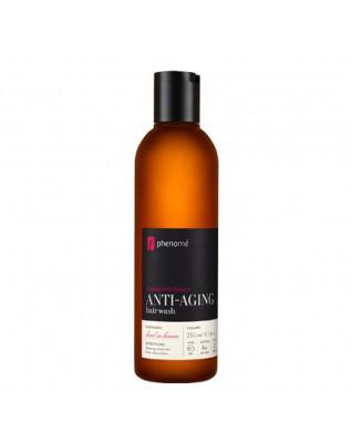 ANTI-AGING szampon do włosów farbowanych PHENOME