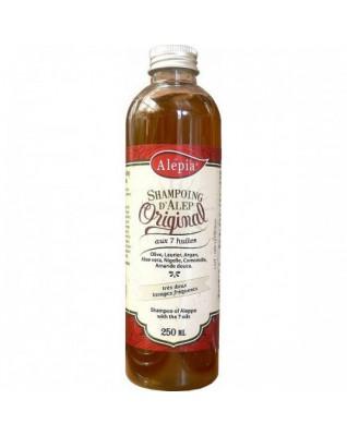 Szampon/żel do mycia ALEP  7 olejów 250ml ALEPIA