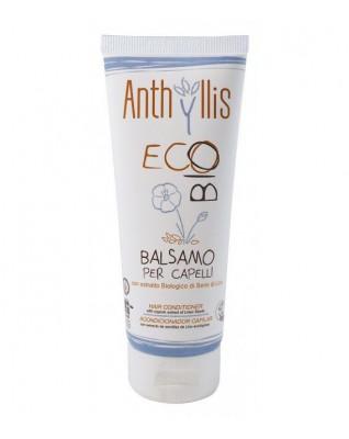 Odżywka do włosów z ekologicznym ekstraktem z nasion lnu oraz proteinami ryżu, wegańska 200 ml, Anthyllis