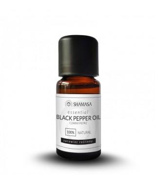Olej z czarnego pieprzu - esencja 100% o wysokiej jakości SHAMASA
