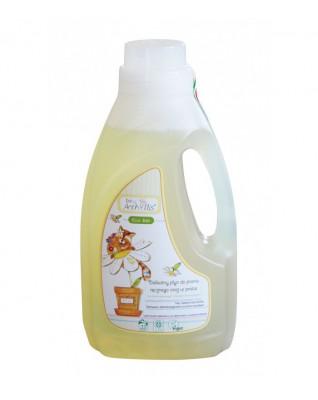 Płyn do prania ubranek dziecięcych i niemowlęcych, także tkanin delikatnych, testowany dermatologicznie, 1000 ml, Baby Anthyllis