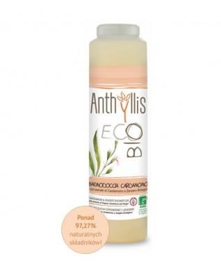 Płyn pod prysznic do skóry wrażliwej i alergicznej Kardamon i imbir 250ml  Anthyllis
