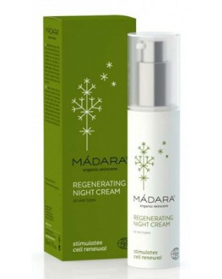 Regenerating night cream - krem regenerujący na noc