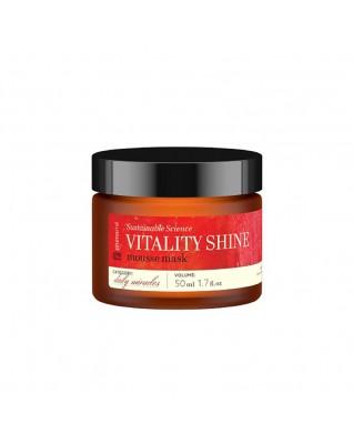 PHENOME VITALITY SHINE mousse mask - rozjaśniająca maseczka z witamina C