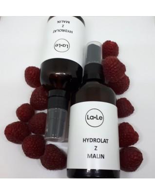 Hydrolat malinowy 100ml La-Le