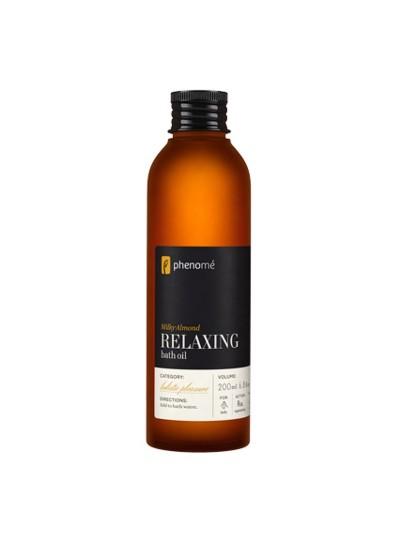 PHENOME RELAXING oliwka z drogocennymi olejkami do kąpieli i pod prysznic