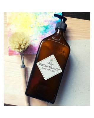 Uniwersalny płyn czyszczący szare mydło (z pompką) Nowa Kosmetyka