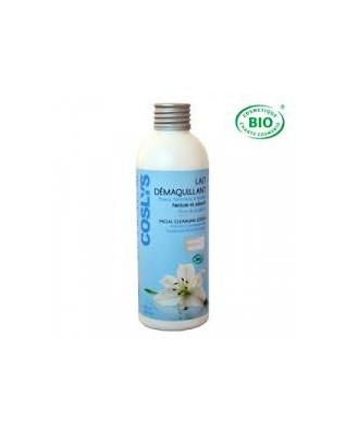 COSLYS Mleczko do demakijażu z ekstraktem z lilii BIO - idealne dla cery mieszanej i normalnej
