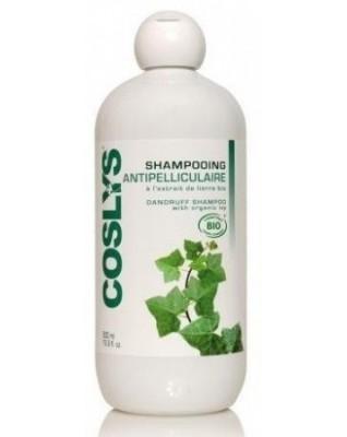 COSLYS naturalny szampon przeciwłupieżowy z ekstraktem z bluszczu