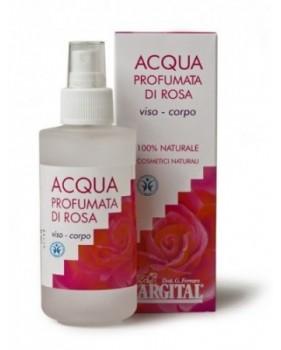 aromatyczna woda z róży stulistnej ARGITAL  z naturalnym olejkiem eterycznym