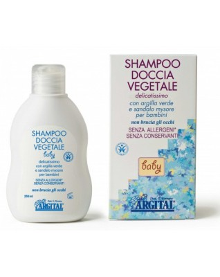 ARGITAL Delikatny płyn i szampon 2w1 do mycia niemowląt i dzieci