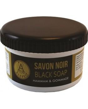 tradycyjne czarne mydło alepeo
