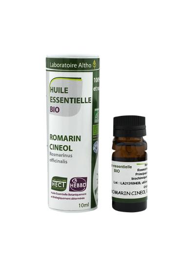 ALTHO Organiczny olejek eteryczny Rozmaryn lekarski