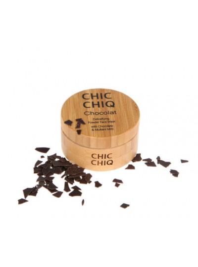 CHIC CHIQ Maseczka do twarzy Chocolat
