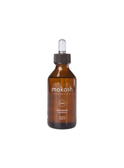 MOKOSH Olej arganowy 100% kosmetyczny - wersja mini do torebki 12ml