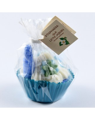 BOSPHAERA Naturalne mydło hand made Letni Jaśmin