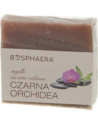 BOSPHAERA Mydło hand made Czarna Orchidea