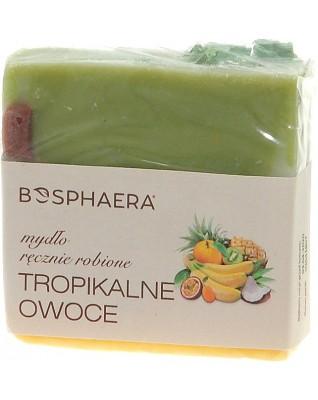 BOSPHAERA Mydło naturalne hand made Tropikalne Owoce