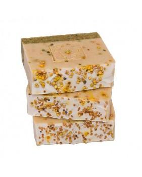 AJEDEN Mydło naturalne z pyłkiem pszczelim