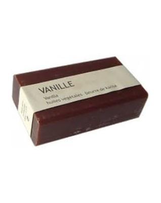 SAVON DU MIDI Mydło naturalne, roślinne z masłem karite VANILLE