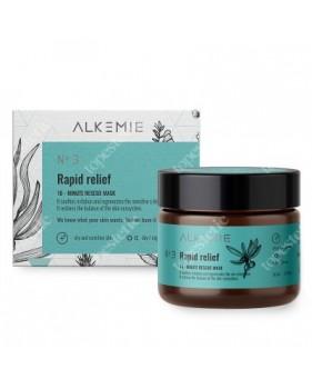 ALKEMIE No3 Rapid relief 10 minutowa maska ratunkowa
