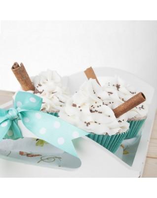 SWEET BATH Wiedeńska finezja - muffinka do kąpieli 2w1
