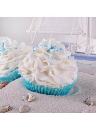 SWEET BATH Lazur Oceanu - muffinka kąpielowa 2w1